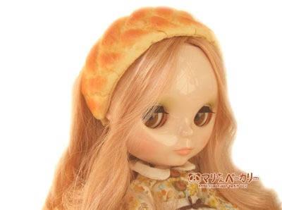 【ドール用品】スティックパンのカチューム(ブライス、プーリップサイズ)