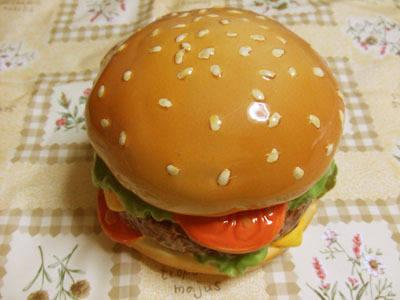 ハンバーガーの小物入れ その2