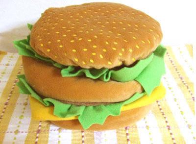 ハンバーガーの小物入れ その1
