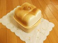 食パン型のブレッド・ケース