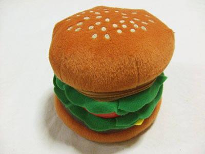 ハンバーガーのバニティケース