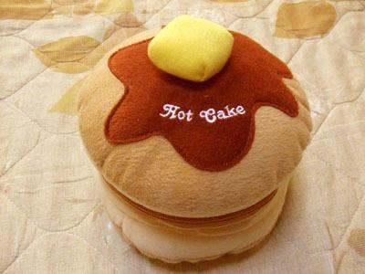 ホットケーキのCDケース