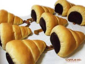 春のパン祭り準備とわんこ