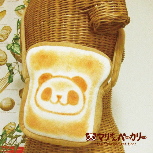 食パンのポシェット