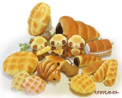 【終了】パングッズフェア「ちいさなパン屋さん」に出品しました【名古屋】